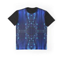 Blue Light Technology   Graphic T-Shirt
