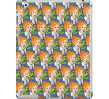 Frizzle Pattern iPad Case/Skin