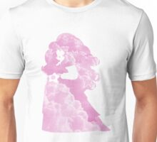 High in the Sky Rose Quartz Unisex T-Shirt