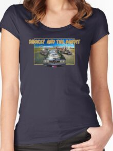 Smokey And The Bandit Women's Fitted Scoop T-Shirt