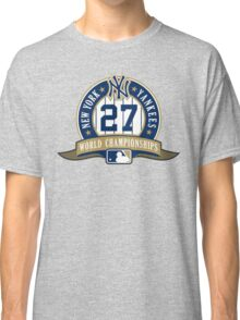 New York Yankees World Championships Classic T-Shirt