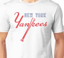 New York Yankees Old Logo Unisex T-Shirt