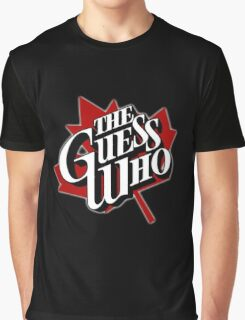 The Guess Who Graphic T-Shirt