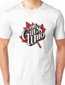 The Guess Who Unisex T-Shirt