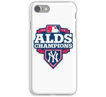 New York Yankees ALDS Champions iPhone Case/Skin
