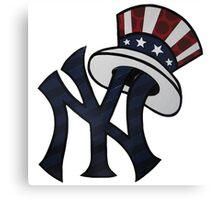 New York Yankees Atrwork Canvas Print