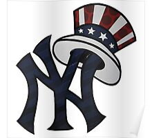 New York Yankees Atrwork Poster