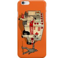 Robot Robbers iPhone Case/Skin