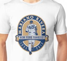 Mariano Rivera New York Yankees Legend Unisex T-Shirt