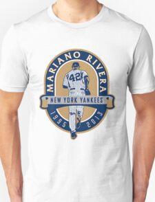 Mariano Rivera New York Yankees Legend T-Shirt