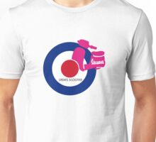 vespa ladies  Unisex T-Shirt