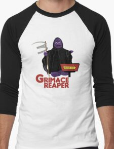 Grimace Reaper Men's Baseball ¾ T-Shirt