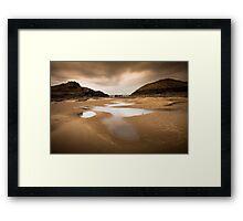 Mumbles Pier Bracelet Bay Framed Print