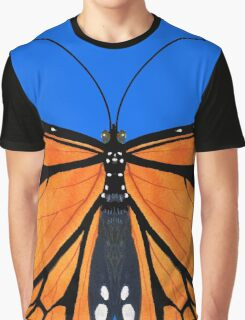 Butterfly Nr 1 - Wanderer (Monarch) Butterfly Variations Graphic T-Shirt