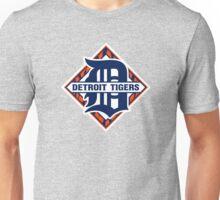 Detroit Tigers Basic Logo Unisex T-Shirt