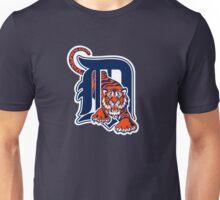 Detroit Tigers Basic Mascot Unisex T-Shirt