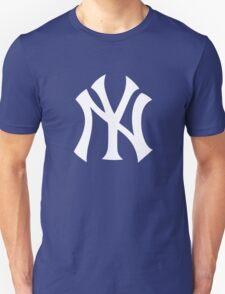 New York Yankees Nice Old Logo T-Shirt