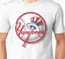 New York Yankees Nice Artwork Unisex T-Shirt