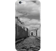 Column of twos iPhone Case/Skin