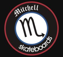 mitchell skateboards by Beacce