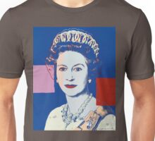 Queen's portrait Unisex T-Shirt