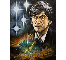 Second Doctor Photographic Print