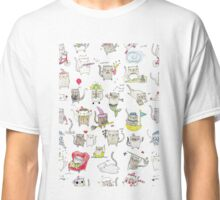 Itty Bitty Kitties Classic T-Shirt