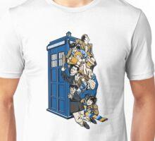 Tardis full Unisex T-Shirt