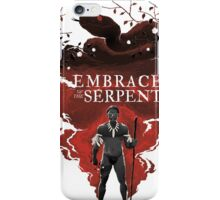 embrace of the serpent iPhone Case/Skin