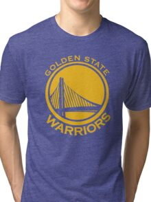 Golden State Warriors Tri-blend T-Shirt