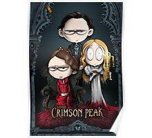 Little Crimson Peak Poster Poster