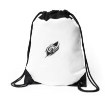 Avante Garde Drawstring Bag