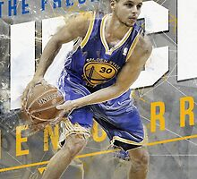 Stephen Curry by Cherry143