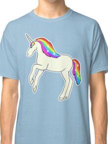 Rainbow Unicorn Classic T-Shirt
