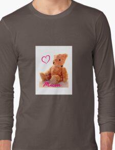 Bear mum Long Sleeve T-Shirt