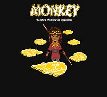 monkey magic - Variant two Womens Fitted T-Shirt