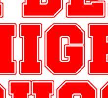 Rydell High School Sticker