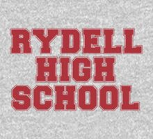 Rydell High School by TGIGreeny