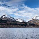 Loch Lomond in The Trossachs by Jeremy Lavender Photography