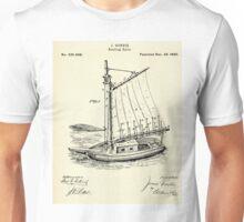 Reefing Sails-1880 Unisex T-Shirt