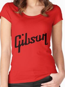 Gibson Women's Fitted Scoop T-Shirt