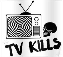 I love TV Poster
