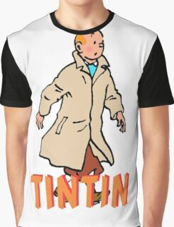 tintin adventures Graphic T-Shirt