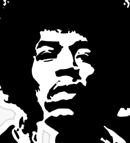 Jimmy Hendrix Sticker