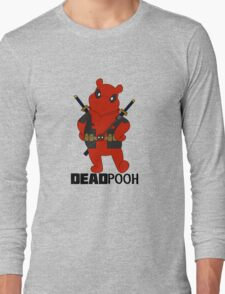 DEADPOOH! Long Sleeve T-Shirt