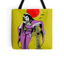Graveyard antics Tote Bag