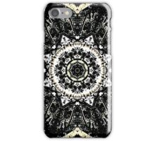 Kaleidoscope Gothic iPhone Case/Skin