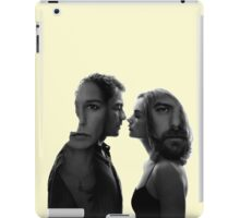The Affair - tv series silhouettes iPad Case/Skin