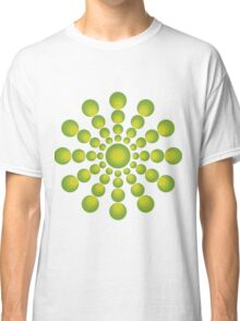 The Green 70's year styling Classic T-Shirt