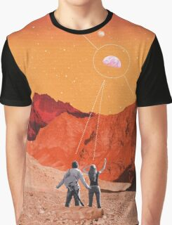 Mars Holidays Graphic T-Shirt
